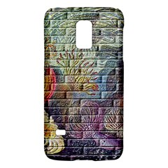 Brick Of Walls With Color Patterns Galaxy S5 Mini