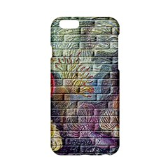 Brick Of Walls With Color Patterns Apple Iphone 6/6s Hardshell Case