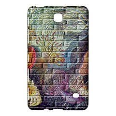 Brick Of Walls With Color Patterns Samsung Galaxy Tab 4 (8 ) Hardshell Case