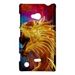 Broncefigur Golden Dragon Nokia Lumia 720
