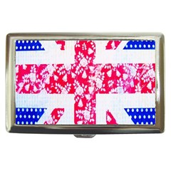 British Flag Abstract Cigarette Money Cases
