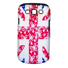 British Flag Abstract Samsung Galaxy S Iii Classic Hardshell Case (pc+silicone)