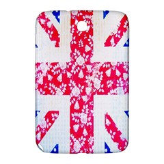 British Flag Abstract Samsung Galaxy Note 8 0 N5100 Hardshell Case