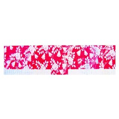British Flag Abstract Satin Scarf (Oblong)