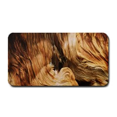 Brown Beige Abstract Painting Medium Bar Mats