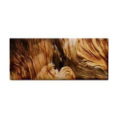 Brown Beige Abstract Painting Cosmetic Storage Cases