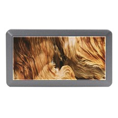 Brown Beige Abstract Painting Memory Card Reader (mini)