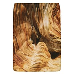 Brown Beige Abstract Painting Flap Covers (s)