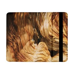 Brown Beige Abstract Painting Samsung Galaxy Tab Pro 8.4  Flip Case