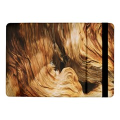 Brown Beige Abstract Painting Samsung Galaxy Tab Pro 10 1  Flip Case