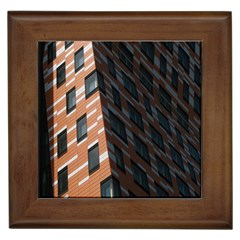 Building Architecture Skyscraper Framed Tiles