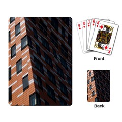 Building Architecture Skyscraper Playing Card