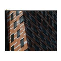 Building Architecture Skyscraper Cosmetic Bag (xl)