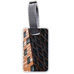Building Architecture Skyscraper Luggage Tags (One Side)