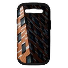Building Architecture Skyscraper Samsung Galaxy S Iii Hardshell Case (pc+silicone)