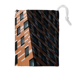 Building Architecture Skyscraper Drawstring Pouches (Extra Large)
