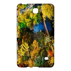 Bridge River Forest Trees Autumn Samsung Galaxy Tab 4 (8 ) Hardshell Case