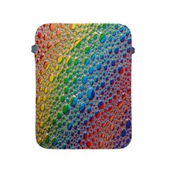 Bubbles Rainbow Colourful Colors Apple iPad 2/3/4 Protective Soft Cases