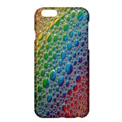 Bubbles Rainbow Colourful Colors Apple Iphone 6 Plus/6s Plus Hardshell Case