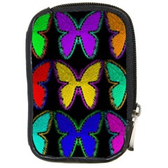 Butterflies Pattern Compact Camera Cases