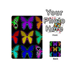 Butterflies Pattern Playing Cards 54 (Mini)