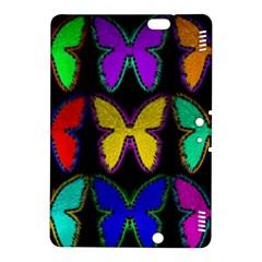 Butterflies Pattern Kindle Fire HDX 8.9  Hardshell Case