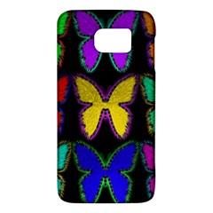 Butterflies Pattern Galaxy S6