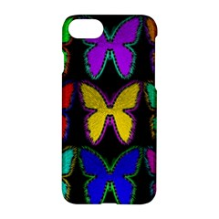 Butterflies Pattern Apple iPhone 7 Hardshell Case
