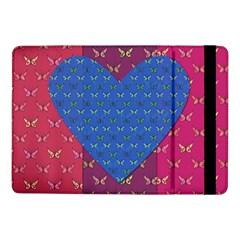 Butterfly Heart Pattern Samsung Galaxy Tab Pro 10.1  Flip Case