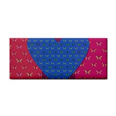 Butterfly Heart Pattern Cosmetic Storage Cases