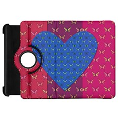 Butterfly Heart Pattern Kindle Fire Hd 7