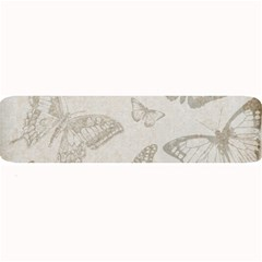 Butterfly Background Vintage Large Bar Mats