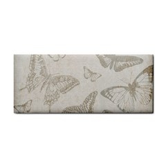 Butterfly Background Vintage Cosmetic Storage Cases