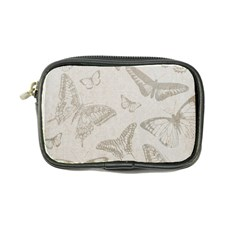 Butterfly Background Vintage Coin Purse