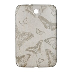 Butterfly Background Vintage Samsung Galaxy Note 8.0 N5100 Hardshell Case