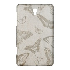 Butterfly Background Vintage Samsung Galaxy Tab S (8 4 ) Hardshell Case