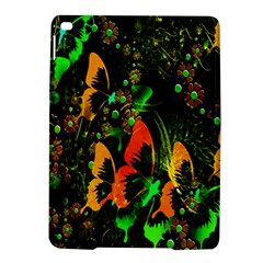 Butterfly Abstract Flowers Ipad Air 2 Hardshell Cases