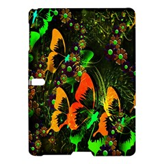 Butterfly Abstract Flowers Samsung Galaxy Tab S (10.5 ) Hardshell Case