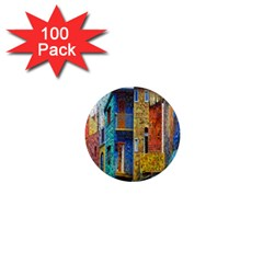 Buenos Aires Travel 1  Mini Magnets (100 pack)