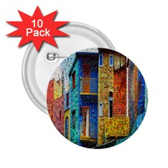 Buenos Aires Travel 2.25  Buttons (10 pack)