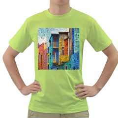 Buenos Aires Travel Green T-Shirt