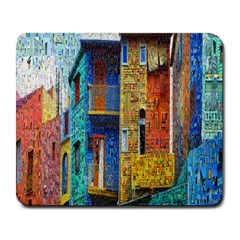 Buenos Aires Travel Large Mousepads