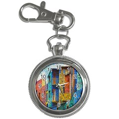 Buenos Aires Travel Key Chain Watches
