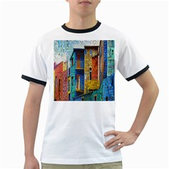 Buenos Aires Travel Ringer T-Shirts