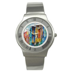 Buenos Aires Travel Stainless Steel Watch