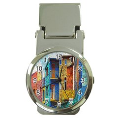 Buenos Aires Travel Money Clip Watches