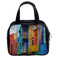 Buenos Aires Travel Classic Handbags (2 Sides)