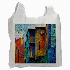 Buenos Aires Travel Recycle Bag (One Side)