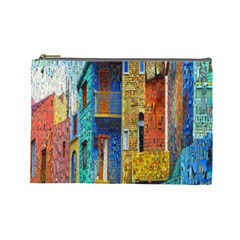 Buenos Aires Travel Cosmetic Bag (Large)