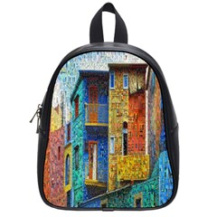 Buenos Aires Travel School Bags (Small)
